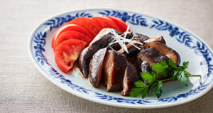 椎茸の五香煮
