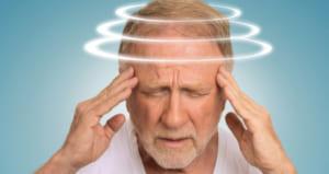 おじいさん 頭痛