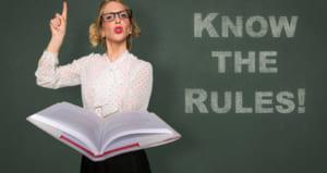女性 ルール