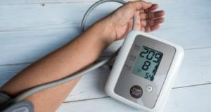 高血圧 ヘルスメーター