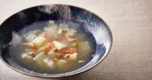 冬瓜と緑豆のスープ煮
